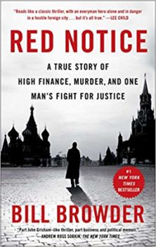 Red Notice helps understand modern Russia and the Russian oligarchy