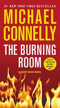My review of The Burning Room was one of the most popular posts here over the past 12 months.