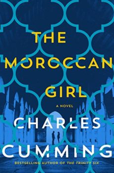 In The Moroccan Girl, a spy novelist turns to espionage.