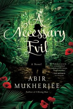 A Necessary Evil is the second book in an excellent historical mystery series.
