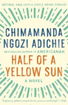 Half of a Yellow Sun is one of the 20 top books about Africa.
