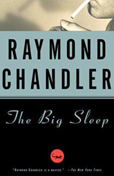 The Big Sleep was the first Philip Marlowe novel.