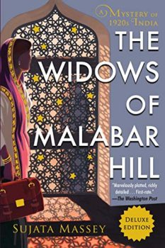 The Widows of Malabar Hill highlights the Parsi minority.
