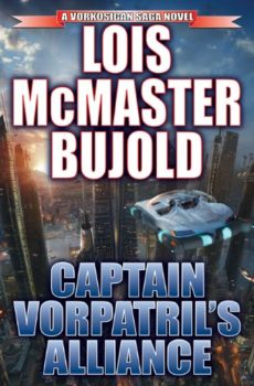 Miles Vorkosigan's cousin stars in Captain Vorpatril's Alliance.