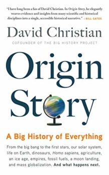 Origin Story is a survey of Big History.