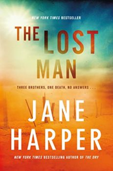 The Lost Man is an outstanding murder mystery.