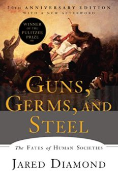 Guns, Germs, and Steel helps in gaining a global perspective