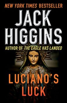 Luciano's Luck is about the Mafia and the Allied invasion of Sicily.