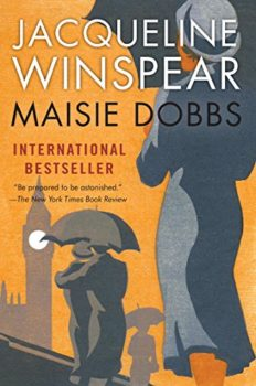 MaIsie Dobbs is one of my 5 top novels about private detectives.