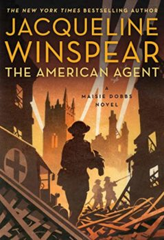 The American Agent is set in Britain during the Blitz.