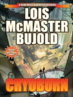 Cryoburn helps answer the question, Who is Miles Vorkosigan?