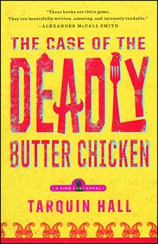 The Case of the Deadly Butter Chicken features India's #1 private detective.