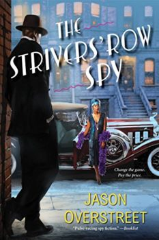 The Strivers' Row Spy highlights African-American history in the 1920s.