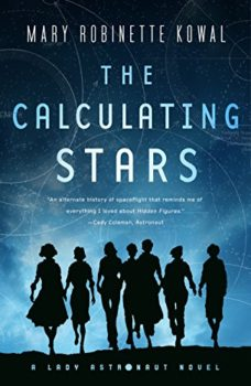 The Calculating Stars is by one of the best new science fiction authors.