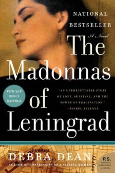 The Madonnas of Leningrad is about the Siege of Leningrad.