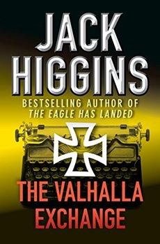 The Valhalla Exchange is about Martin Bormann on the run.