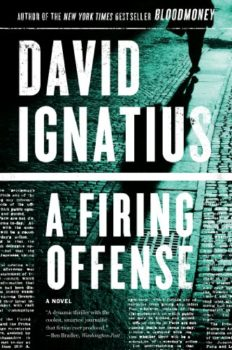 A Firing Offense is a suspenseful spy story.