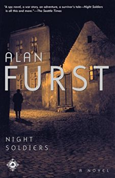 Night Soldiers is by one of my favorite novelists.