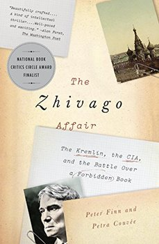 The Zhivago Affair helped bring about the collapse of the Soviet Union.