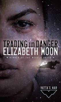 Trading in Danger is the first book in a military science fiction series.