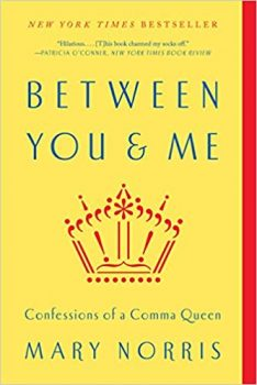 Between You and Me reveals the editorial process at The New Yorker.