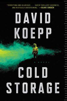 Cold Storage is a biological thriller.