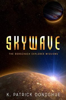 Skywave is about a decades-long government coverup.