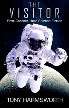 The Visitor is First Contact hard science fiction.