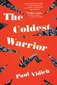 The Coldest Warrior is a novel about Project MK-Ultra.
