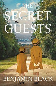 The Secret Guests is the work of Booker Award winner Benjamin Black.