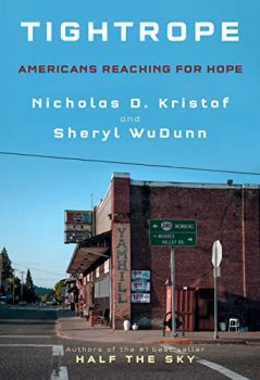 Tightrope delivers a hopeful message about poverty in America.