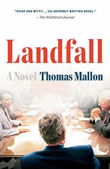 Landfall presents a sympathetic portrait of George W. Bush.
