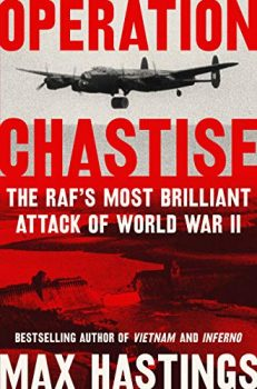 Operation Chastise was different from the strategic bombing of German cities.