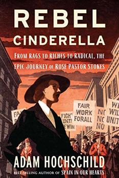 Rebel Cinderella illustrates the early history of socialism in America.