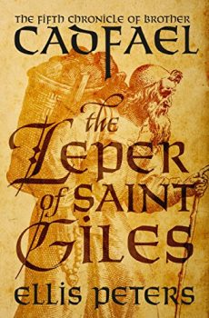 The Leper of St. Giles is a medieval murder mystery.