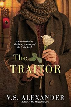 The Traitor dramatizes anti-Nazi resistance in Germany during WWII.