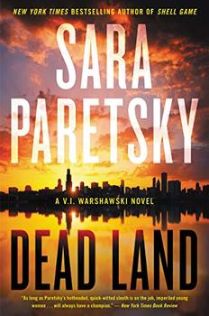 Dead Land casts the private eye as investigative reporter.