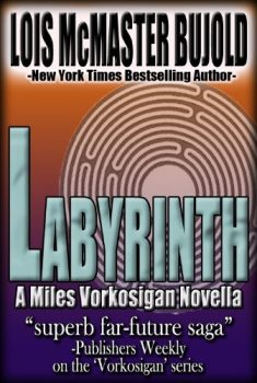 Labyrinth is one of four novellas in the long-running Vorkosigan Saga.
