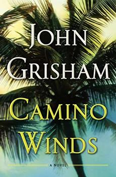 Camino Winds is about a hurricane and a corporate scam.
