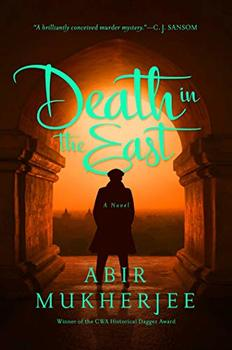 Death in the East is the fourth book in the Wyndham and Banerjee series.