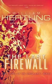 The Last Firewall is about life after the singularity.