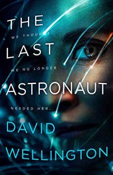The Last Astronaut is a classic First Contact novel.