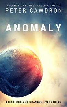 Anomaly is about extraterrestrial contact.