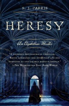 Heresy is an historical thriller set in Elizabethan England.