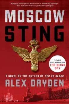 A former British intelligence officer wrote Moscow Sting.