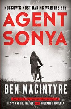 Agent Sonya was a Soviet spy in World War II.