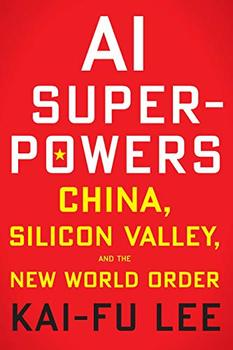 Image of AI Superpowers, one of the good books about artificial intelligence reviewed here