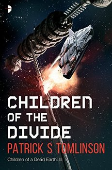 Image of Children of the Divide, a book about a conflict between species.