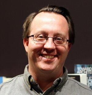 Image of David Walton, author of this suspenseful science fiction novel