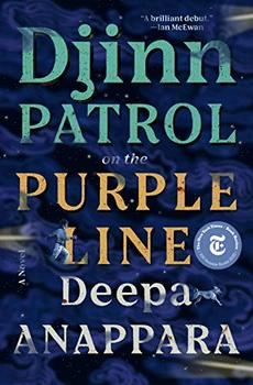 Djinn Patrol on the Purple Line is a novel about child trafficking in India today.